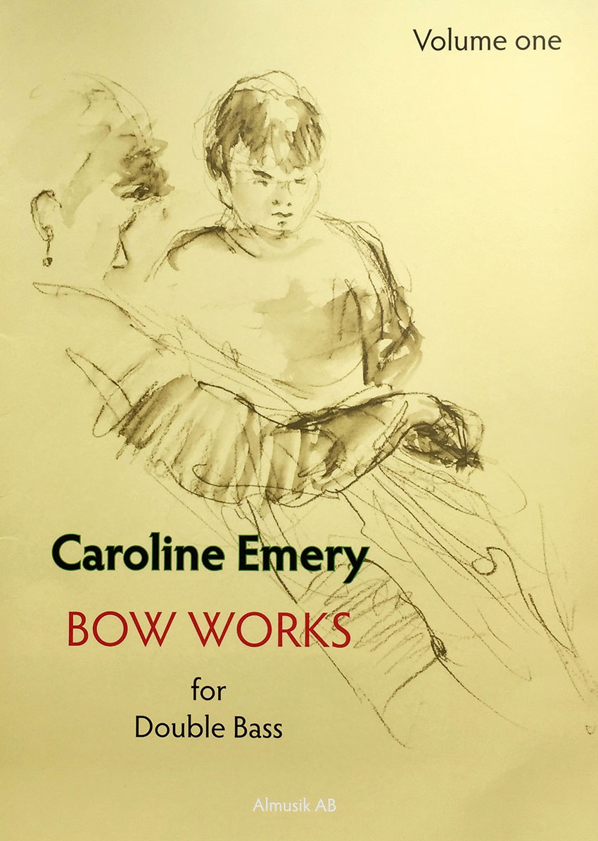 Cover of Bow Works by Caroline Emery